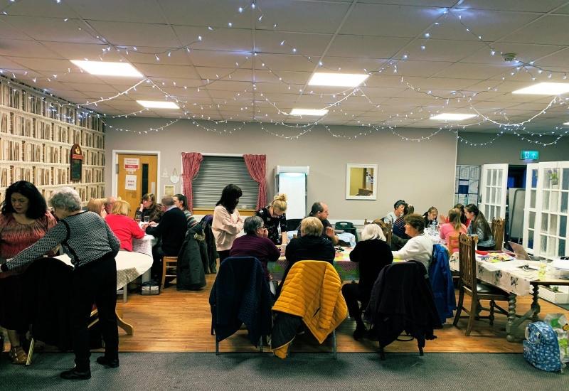 South Normanton Social meeting